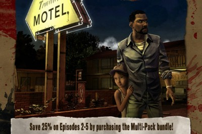 "The Walking Dead ""The Game"" gratis por tiempo limitado para iPhone e iPad"