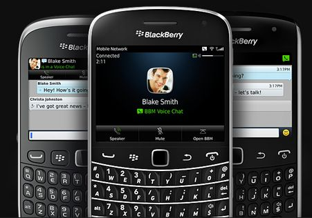 Descargar y usar el Messenger 7 para Blackberry
