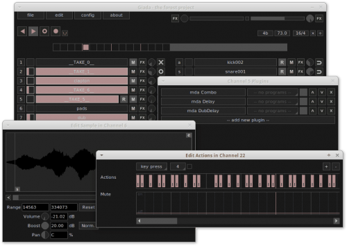 Descargar editor de audio multiplataforma para DJs