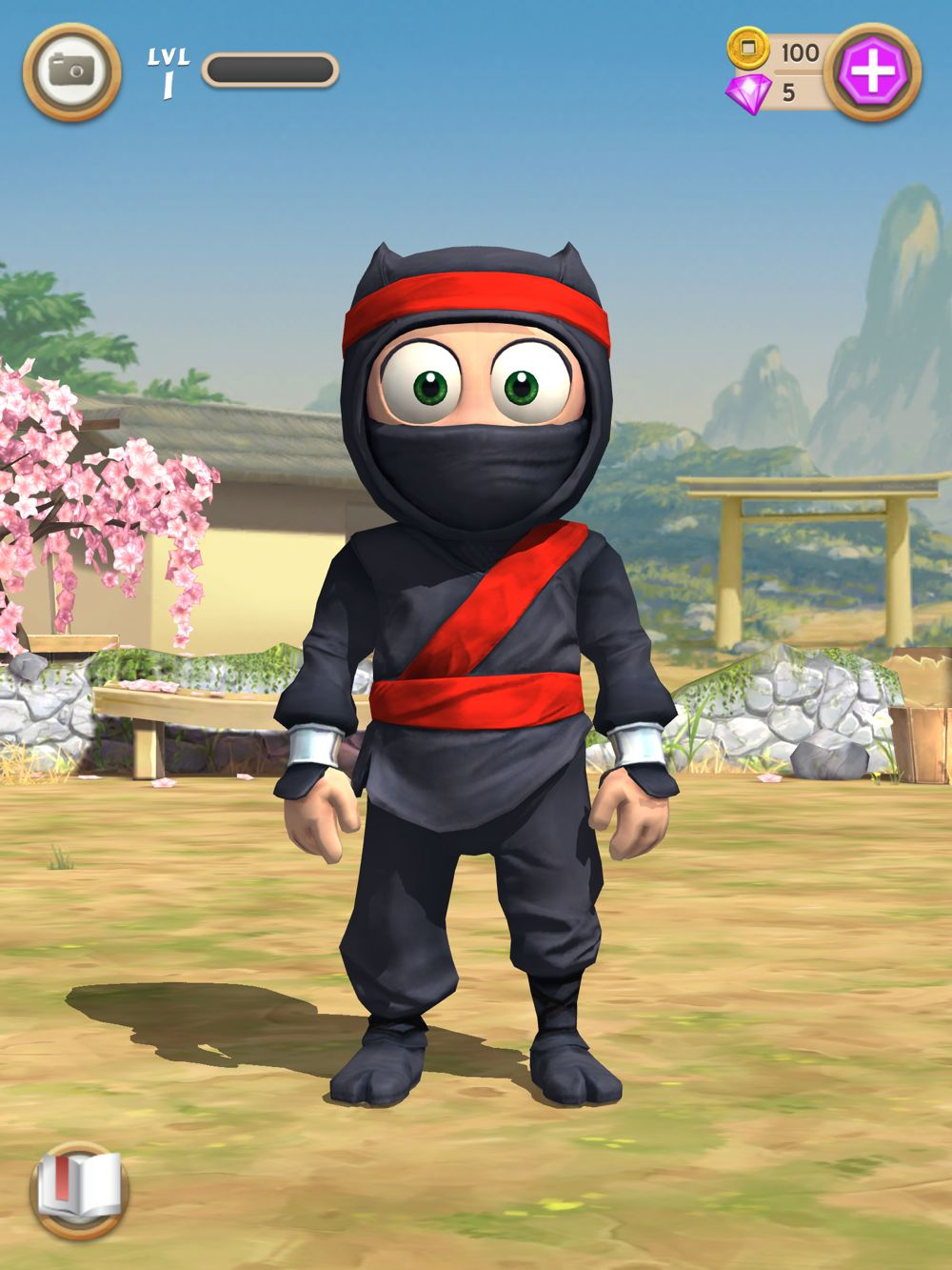 Descargar Clumsy Ninja para iPhone