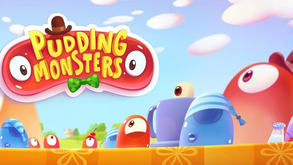 Pudding Monsters gratis para Android