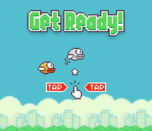 Descargar Flappy Bird para Nokia Lumia