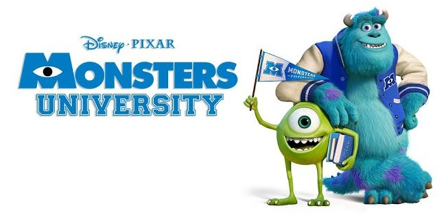 Monsters University para Nokia Asha