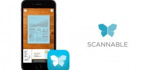 Scannable, app para escanear documentos desde iPhone