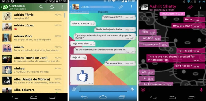 WhatsApp Plus para Android