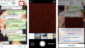 WhatsApp incorpora al iPhone su icono de llamadas