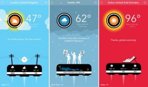 Descargar Carrot Weather para iOS