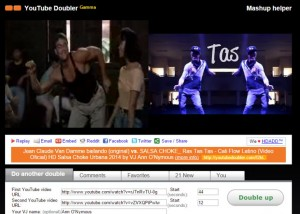 YouTube Doubler para mirar dos videos de YouTube a la vez