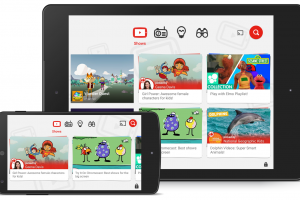 YouTube Kids gratis para iOS