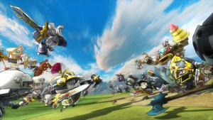 Descargar Happy Wars gratis para Nokia Lumia